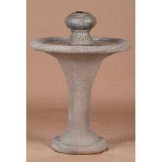 Renaissance Outdoor Fountain