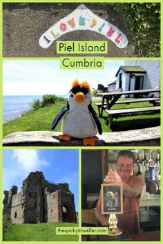 Around Morecambe Bay: Piel Island off the Cumbria Coast Time In The World, Travel Around The World, Visit Britain, Morecambe, English Heritage, Cumbria, The Visitors, Nature Reserve, Great View
