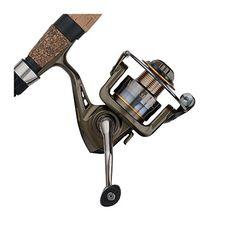 Shakespeare Wild Series Walleye Combo  http://fishingrodsreelsandgear.com/product/shakespeare-wild-series-walleye-combo/  4+1 Bearing system Smooth Multi-Disc drag system Aluminum spool and handle