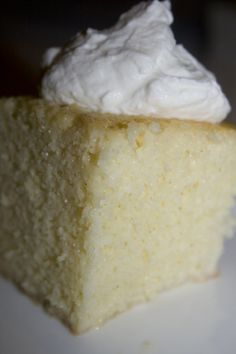 Traditional Recipe for Tres Leches Cake