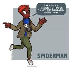 Hipster superheroes. Click for more...