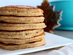 Classic pancakes made with whole wheat flour and oatmeal. Plus a tip to make the fluffiest pancakes ever. Happy Friday! I hope your day is as beautiful as ours is here in Pennsylvania. Tyler and I are so excited for a relaxing weekend with no plans, no schedules, no places we have to be. The …
