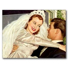 WHY CARRY THE BRIDE OVER THE THRESHOLD?