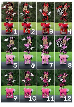 a little fun Minnie Mouse Theme Party, Minnie Mouse 1st Birthday, Minnie Mouse Baby Shower, Mickey Mouse Parties, Mickey Party, Art Festa, 3rd Birthday Parties, 2nd Birthday, Birthday Ideas