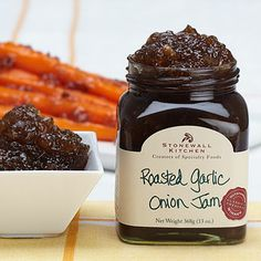 Garlic onion jam