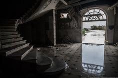 The Bay of Abandoned Hotels Kupari luxury resort in Croatia