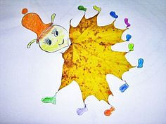 crafts with autumn leaves Autumn Leaves Craft, Autumn Crafts, Nature Crafts, Autumn Activities, Activities To Do, Leaf Crafts, Diy Crafts, Leaf Art, Flower Petals