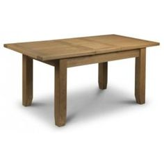 Buy Astoria Waxed Solid Oak & Veneer Extending Dining Table from our Dining Tables range - Tesco