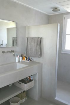 bathroom remodel tips is very important for your home. Whether you pick the bathroom remodel shiplap or remodeling ideas bathroom, you will make the best rebath bathroom remodeling for your own life. Modern Bathroom, Small Bathroom, Master Bathroom, Eclectic Bathroom, Bathroom Ideas, Minimalist Bathroom, Bathroom Sinks, Bathroom Cabinets, Bathroom Wall