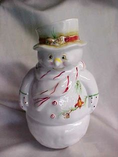 Glass Kibbe Volume Large Fenton Glass Bird With Flowers Hand Painted By M North American