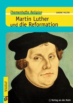 """Am 31. Oktober ist #Reformationstag – aber was genau feiert man da eigentlich? Mit unserem Themenheft #Religion """"Martin Luther und die Reformation"""" ermöglichen Sie Ihren Schülern einen Einblick in das Leben Luthers und vermitteln anschaulich seine Theologie und deren Bedeutung für das #Christentum. Dank der fertig ausgearbeiteten, flexibel einsetzbaren #Kopiervorlagen inklusive Lösungen sind Sie perfekt vorbereitet. #Luther #Schule #Sekundarstufe"""