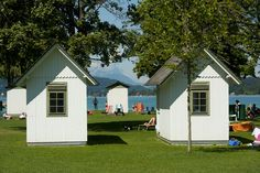 Klagenfurt Beach resort at Wörthersee. Klagenfurt, Beach Resorts, Shed, Outdoor Structures, Places, Life, Beautiful, Backyard Sheds, Coops
