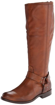 FRYE Women's Phillip Harness Tall Boot ** New and awesome boots awaits you, Read it now  : Women's boots