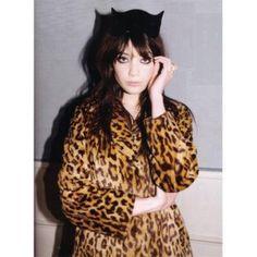 http://patbutcherswildcats.tumblr.com/  Daisy Lowe in Leopard print