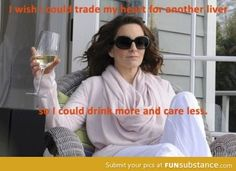 "#Tina_Fey on ""Caring"" & ""Drinking"" ""I like the way she thought that out"""