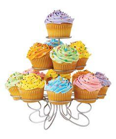 13-Cupcake Desert Stand