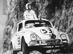 "Herbie (""The Love Bug"") = my childhood"