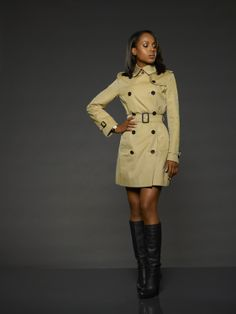 Kerry Washington as Olivia Pope on Scandal Season 3