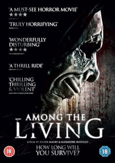 Among the Living is the latest film from the makers of Livid and Inside, can it escape their shadow to be another good horror film? Newest Horror Movies, Sci Fi Horror Movies, Action Movies, Hd Movies, Movies To Watch, Movies Online, Latest Movies, Thriller, Best Halloween Movies