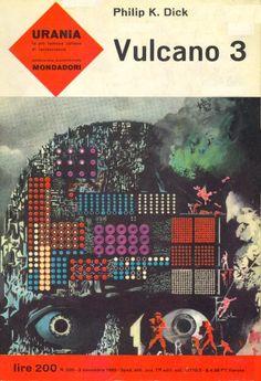 320  VULCANO 3 7/11/1963  VULCAN'S HAMMER  Copertina di  Karel Thole   PHILIP K. DICK