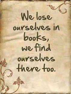 Love of books.