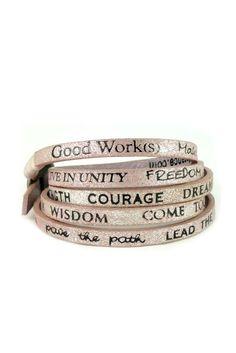 love this bracelet...