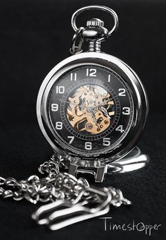 """Джобен часовник """"Silver Luxury"""""""