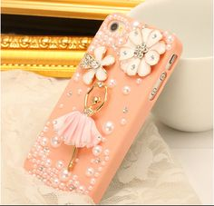 FREE Phone case DIY Deco set kits decoden bling by Tannershouse, $5.50
