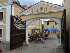 Hotel Stein bij cheb, Tsjechie