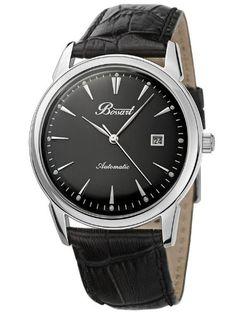 Bossart Watch Co. Automatic BW-1103-AS-SSLe Reloj Automático para Hombres Clásico & sencillo: Amazon.es: Relojes