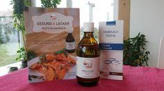Vor kurzem habe ich die Chance gehabt, ein neues Omega-3 Produkt auszuprobieren. Es handelt sich um das San Omega-3 Total Fischöl, ein natürliches Fischöl aus Wildfang mit einem optimalen EPA und DHA-Verhältnis.