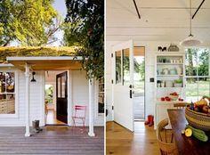 OLDER NEWER A Scandinavian Cottage—in Portlandia byJulie Carlson Issue 27 · Scandi Summerhouse · July 6, 2012