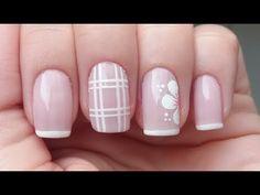 Fingernail Designs, Gel Nail Designs, Nail Spa, Manicure And Pedicure, Summer Gel Nails, French Nail Designs, Short Nails Art, Christmas Nails, Swag Nails