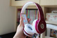 Beats Studio Wired Over-Ear Headphone - Titanium (Certified Refurbished) - DJ Opium Tumblr Quality, Abercrombie Girls, Beats Studio, Girls Football Boots, Vans Girls, Surf Girls, Just Girly Things, Tumblr Fashion, Tumblr Photography