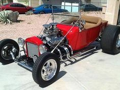 23 Ford T Bucket