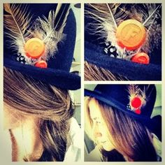 Jcrew Hat with our University of Florida Button Covers #UF #GatorNation #ALTRnation