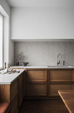 Soberbio el trabajo de Liljen Crantz design  en diseño interior.                                                                           ...