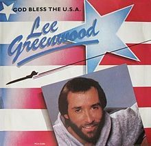 Lee Greenwood God Bless The USA