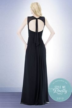 Bill Levkoff 485 Bridesmaids Style | $147.00 | Voted Best of The Knot order your Bill Levkoff 485 Bridesmaid Dress at Le Salon with wholesal...