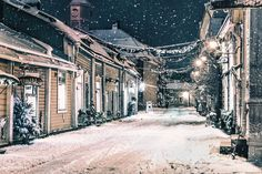 Porvoo, Finland. Niko Laurila Photography. Winter Magic, Wonderful Places, City, Photography, Outdoor, Beauty, Finland, Outdoors, Photograph