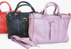 Love the lilac bag. Leatheropia - Lantana , Sale: $74.99, Original:$99 (http://www.leatheropia.com/lantana/)