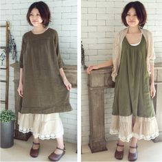 #mori #mori girl #mori kei #mori fashion #japan fashion #mori style #natural kei