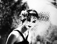 Anne St Marie for Chanel, 1958. Photo by Lillian Bassman.