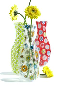 Simply Stated: Summer Hostess Gifts // Hostess with the Mostess® Plastic Vase, Plastic Flowers, Unique Wedding Favors, Unique Weddings, Flower Vases, Flower Arrangements, Vases Decor, Decorating Vases, Hostess Gifts