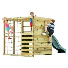 Visit today to view our Plum Climbing Cube Wooden Play Centre. We have a wide range of Children's Outdoor Toys available now! Kids Outdoor Play, Kids Play Area, Backyard For Kids, Outdoor Toys, Play Areas, Indoor Play, Kids Climbing, Climbing Wall, Climbing Frames