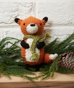 Fox Amigurumi - FREE Crochet Pattern / Tutorial