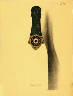 FB / 1932 Doyen Co Reims, France vintage advert poster