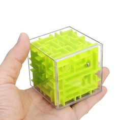 f91343d7d Multi-Color 3D Stereo Labyrinth Fidget Reduce Stress Cube For Kids Children  Gift Toys Stress