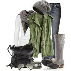 """Autumn Weekend"" by cynthia335 on Polyvore"