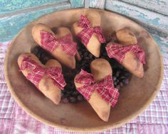 heart ornies